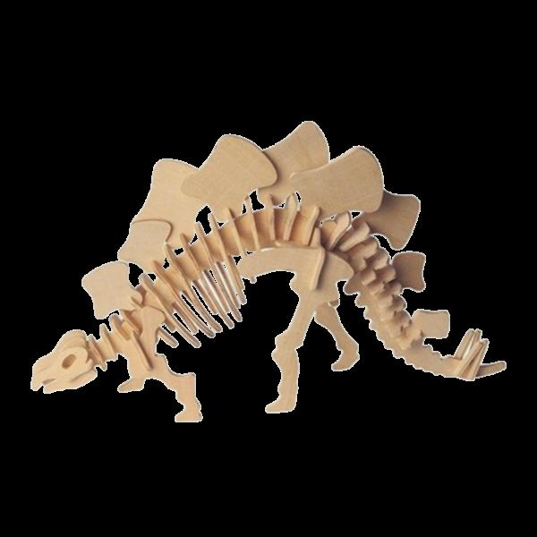 Stegosaurus 3D Puzzle